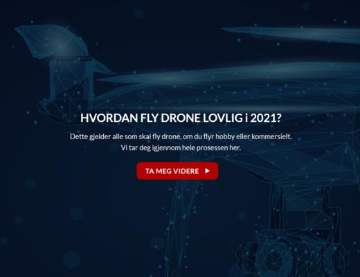 Droneklubben har laget en guide for piloter!